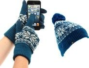 Kitsound Audio Beanie & Gloves Fair Isle
