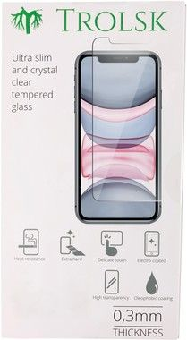 Trolsk Glass Screen Protector (iPhone 11/Xr)