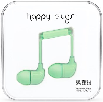 Happy Plugs In-Ear - mint